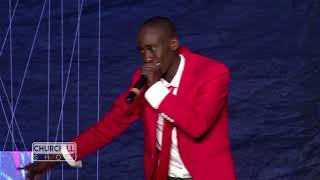 Comedian Njoro's Dad Reaction When His Sister Was Born!