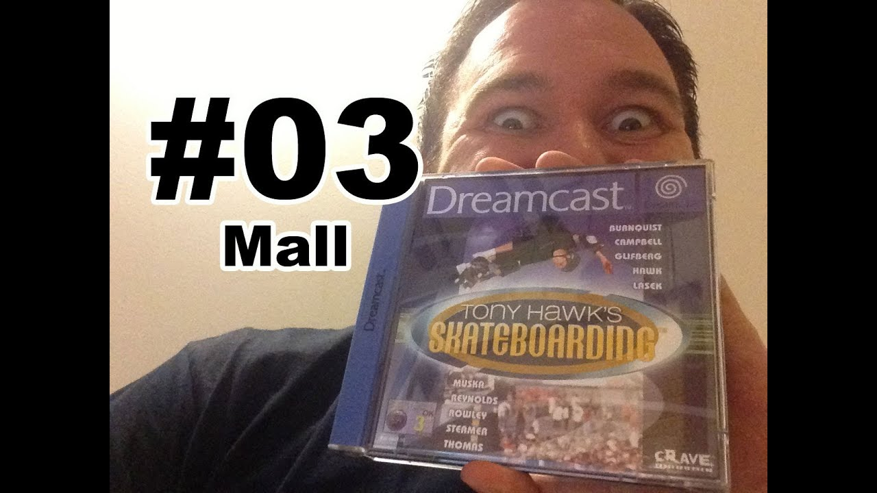 #03 Tony Hawk's Pro Skater – Mall (Speedy Renton Let's Play)
