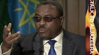 Hailemariam Desalegn: Democracy 'not only an election' | Talk to Al Jazeera