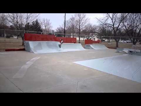 Mouse trap (Oakland Topeka skatepark) 1