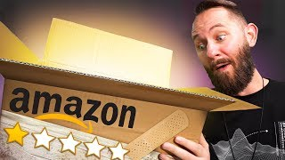 Unboxing 10 of The WORST 1 Star Products on Amazon!
