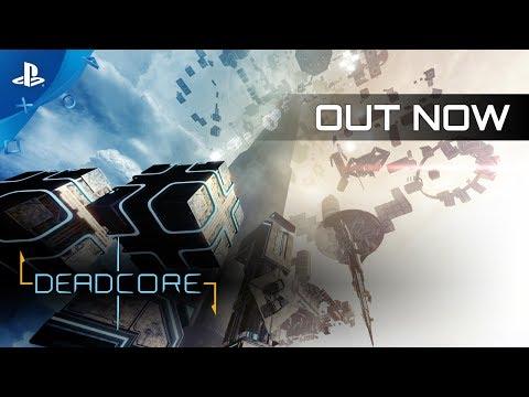 DeadCore - Launch Trailer | PS4 thumbnail