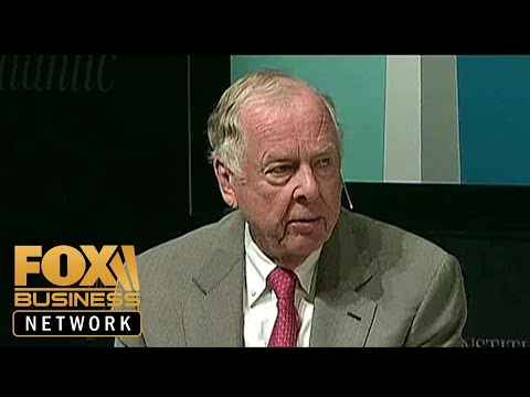 Oil tycoon T. Boone Pickens dead at 91