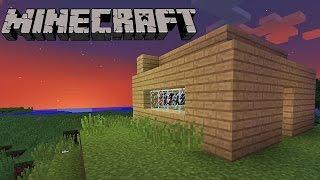 Minecraft: CRAZY SURVIVAL - PERDIDO Com o RATÃO!!! #01