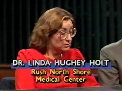 Silicone Gel Breast Implants - WTTW Chicago Channel 11 - January 16, 1992 Video Image