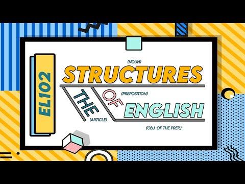 LessONline #1: Diagramming simple sentences in  different sentence patterns