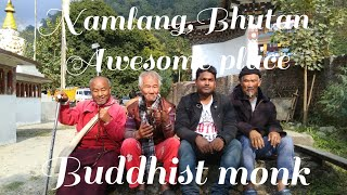 preview picture of video 'Bhutan tour || Namlang bike ride from pathsala'