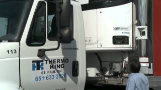 Thermo King SR4 - Driver Operation Video