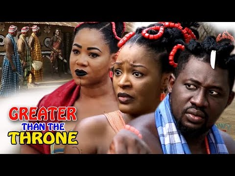 Greater Than The Throne Season 1 - 2018 Movie | Latest Nigerian Nollywood Movie Full HD
