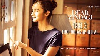 Dear Zindagi Trailer