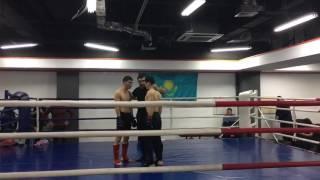Чемпионат Алматы по ММА