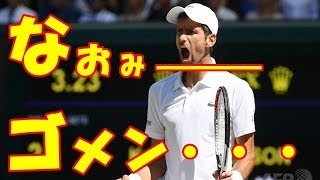 海外の反応外国人が衝撃!ありえない!ジョコビッチは大坂なおみに謝れ!セリーナを破り全米オープンで優勝した大坂なおみに放ったある失言に日本人が大激怒!そのびっくりする理由とは・・!?