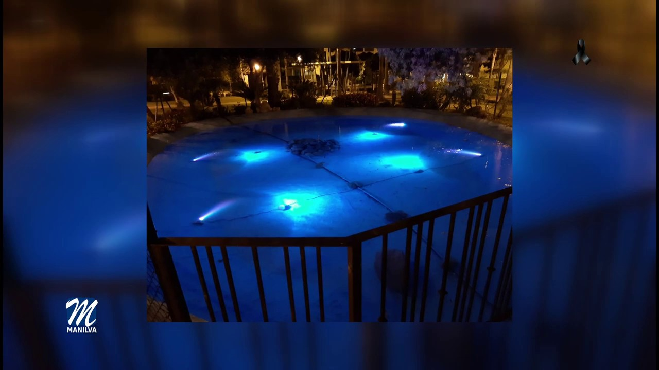 Nuevo aspecto para el lago del parque de Villa Matilde