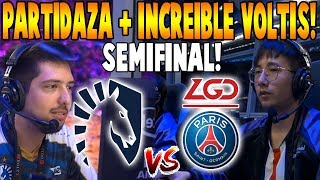 "LIQUID vs PSG.LGD [BO3] - SEMIFINAL ""Increíble Voltis"" - TI9 THE INTERNATIONAL 2019 DOTA 2"