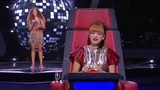 "Laura Vargas - ""I will survive""| Provas Cegas | The Voice Portugal | Season 3"