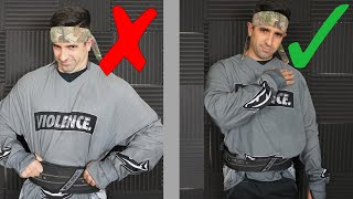 HOW TO WEAR A PAINTBALL JERSEY | DON'T LOOK LIKE A NOOB