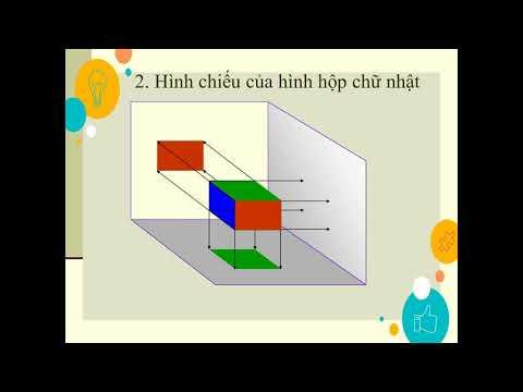 Bài 4: Bản vẽ các khối đa diện