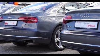Сумасшедшая потеря стоимости за 1 год Audi A8 2016. Осмотр.