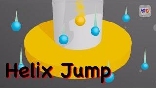 Helix Jump - Gameplay Trailer