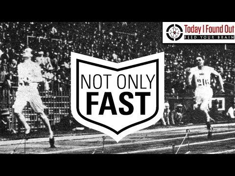 Badass Week: The Heroic Death of Chariots of Fire's Eric Liddell