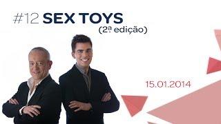 Sexualidades, Afectos&Máscaras | MVM | #12 Sex Toys (2ª Edição)