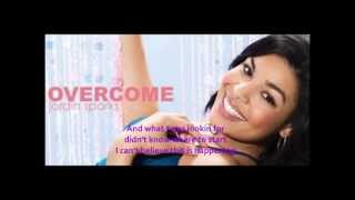 Jordin Sparks - Overcome (Unreleased Track) Lyrics HQ