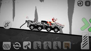 Stickman Destruction 5 Annihilation Walkthrough Part 11 Android Gameplay HD