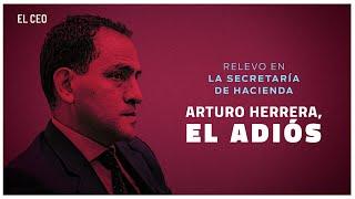 Arturo Herrera, el adiós