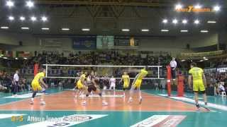 preview picture of video 'Casa Modena - Diatec Trentino 0-3 (sintesi)'