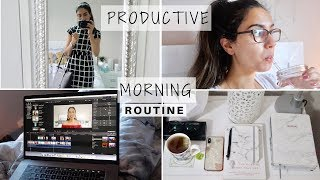 PRODUCTIVE 5AM MORNING ROUTINE | CORPORATE 9 5 JOB | GET READY WITH ME FOR WORK | BySanjna