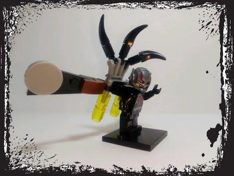 Китайское Лего Человек Муравей. Chinese LEGO Ant-Man.