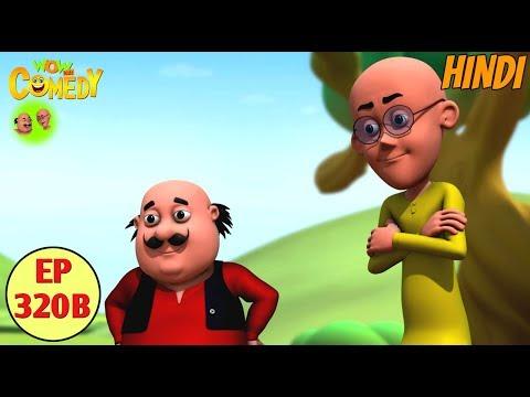 Motu Patlu | Cartoon in Hindi | 3D Animated Cartoon Series for Kids | Motu Ki Madad
