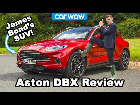 External Review Video VwtT2bUIPCc for Aston Martin DBX Crossover