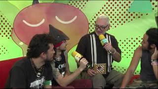 Vive Latino 2012 - Entrevista Skampida