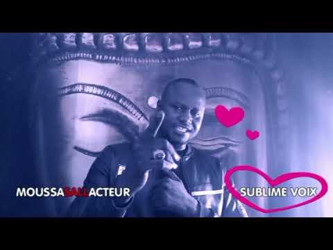 Moussa Sall Acteur : SUBLIME VOIX