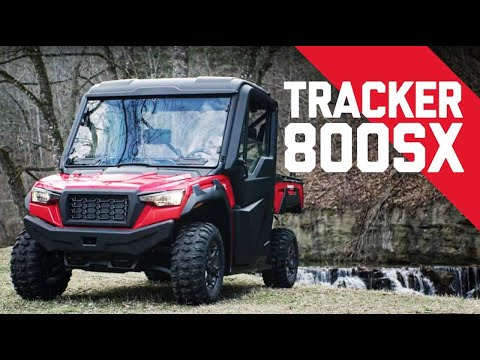 2021 Tracker Off Road 800SX in Rapid City, South Dakota - Video 1