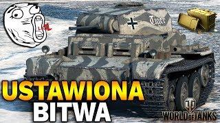 USTAWIONA BITWA !!! - PZ II J za 400 ZŁ - World of Tanks
