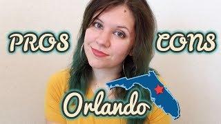 Pro's & Con's of Living in Orlando, FL