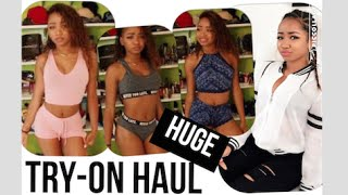 COLLECTIVE TRY-ON SUMMER HAUL | FashionNova, Made Me Chic, ROMWE + MORE