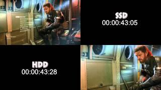 Playstation 4 - SSD vs HDD