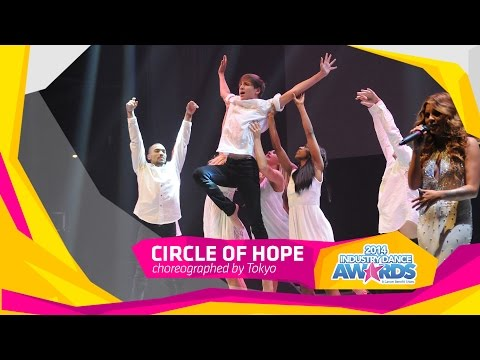 2014 Industry Dance Awards   Circle of Hope Performance