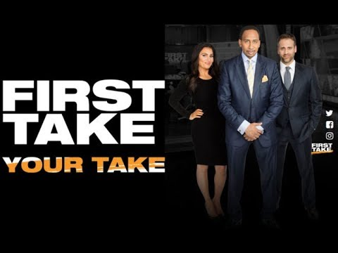 ESPN FIRST TAKE TODAY LIVE HD - Stephen A. Smith, Max Kellerman and Molly Qerim