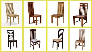70+ Wooden Dining Chair Designs At Low Cost 👌👌👌
