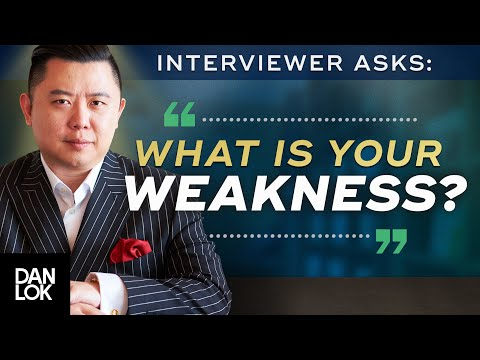 """, title : 'Interview Question: """"What Are Your Weaknesses?"""" And You Say, """"..."""""""
