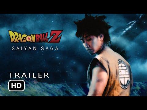 DragonBall Z: Saiyan Saga - sự xâm lăng người Xayda (clip người đóng chuẩn men)