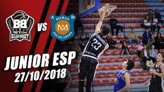 Bilbao Basket v Escolapios - Junior Especial