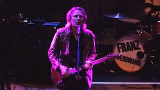 Jacqueline - Franz Ferdinand @ House of Blues, Cleveland, OH - May 31, 2017