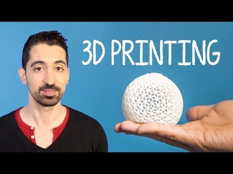 Can a 3D Printer Actually Print a 3D Printer?