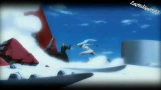 Bleach AMV-[Ichigo & Shinji VS Grimmjow][55 Escape-Liez]