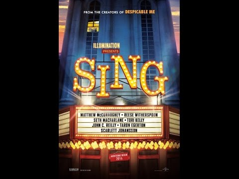 ΤΡΑΓΟΥΔΑ (SING) - TRAILER (ΜΕΤΑΓΛ.)